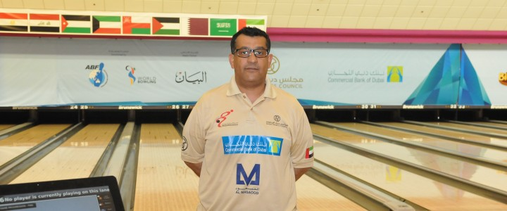 Asian Games medalist secures bye