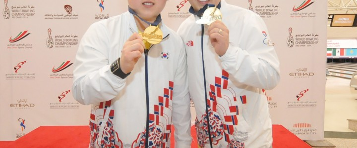 Korea wins gold and bronze