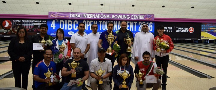 Emirati Ace Bowler Bags Championship Title – 4th DIBC Open Bowling Tournament 2016