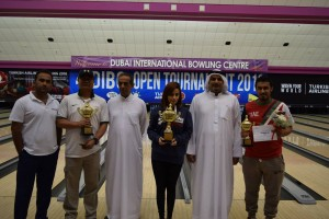 4th DIBC 2016 OPEN BOWLING TOURNAMENT Group -1
