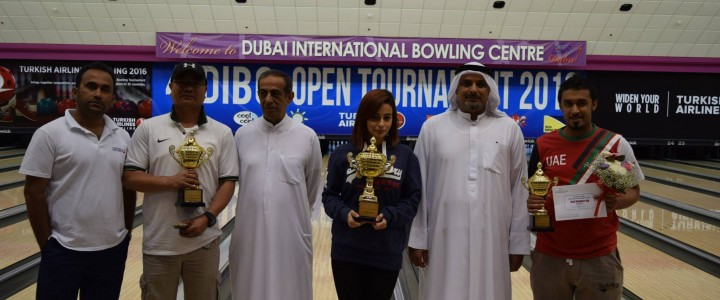 4th DIBC 2016 OPEN BOWLING TOURNAMENT – Group -1