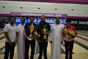 4th DIBC 2016 OPEN BOWLING TOURNAMENT Group -2
