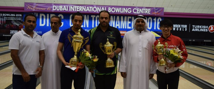 4th DIBC 2016 OPEN BOWLING TOURNAMENT – Group -2