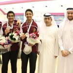 14th MEN GCC Bowling Championship – Trios Medal Ceremony